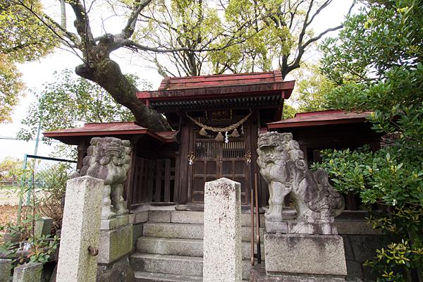 木之免町秋葉神社
