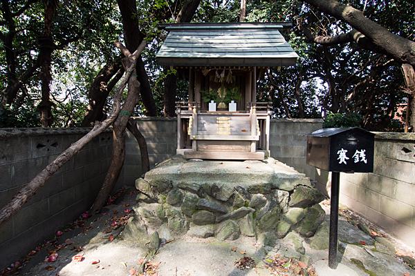 田中神明社の社