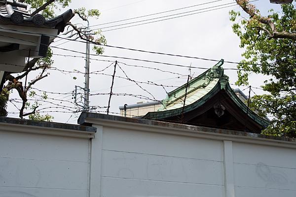 土江神社本殿