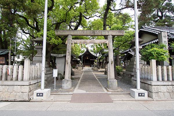 稲葉地神明社
