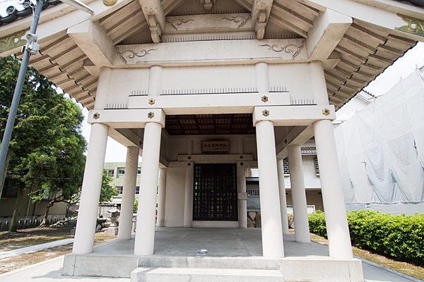 土之宮神明社拝殿