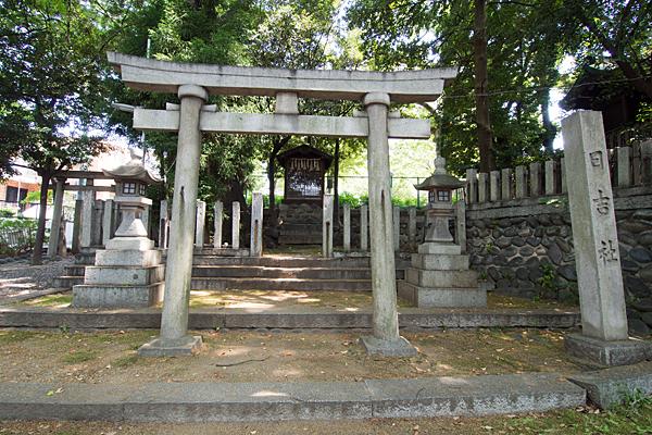 大須白山神社日吉社