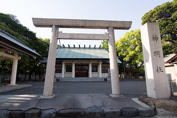 小本神明社
