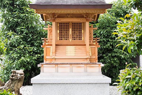 少彦名神社本殿