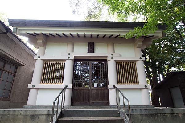 正及神社拝殿