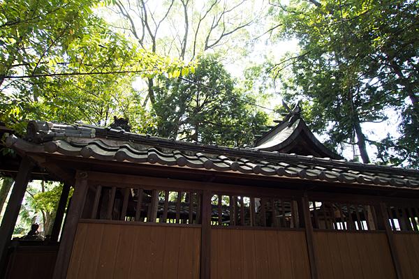 二女子熊野社本殿