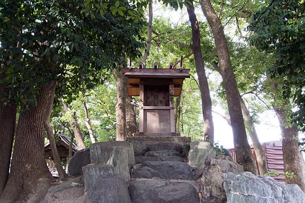 間黒神社神明社