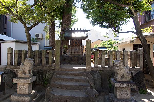 横田神社本社