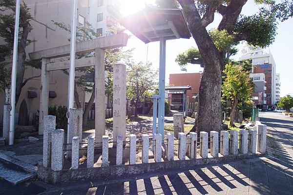 伝馬神明社