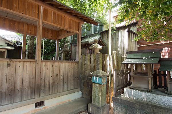 丸屋八幡神社八幡神社本殿
