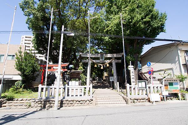 田光八幡社