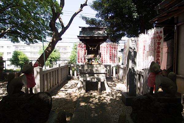 田光八幡社稲荷社
