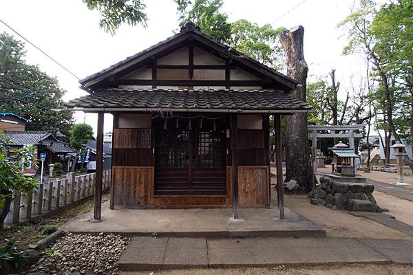 東栄町八幡社秋葉社