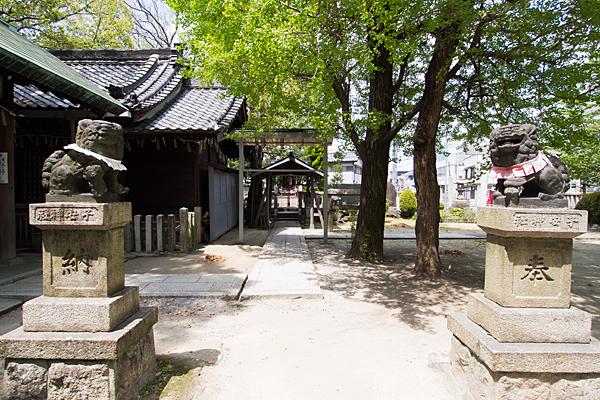 熊野社子安社