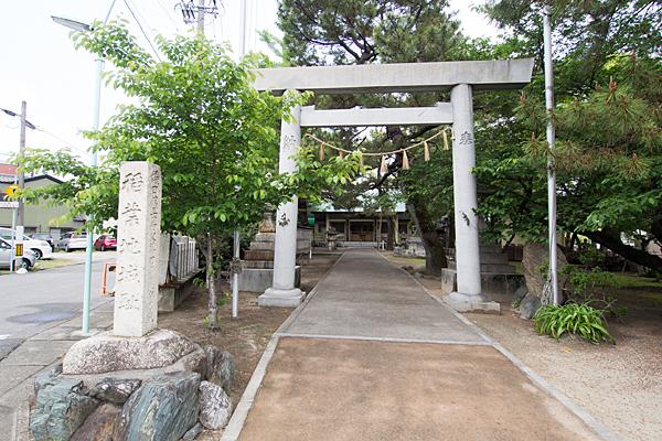 城屋敷神明社
