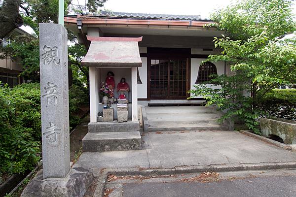服部八幡神社観音寺