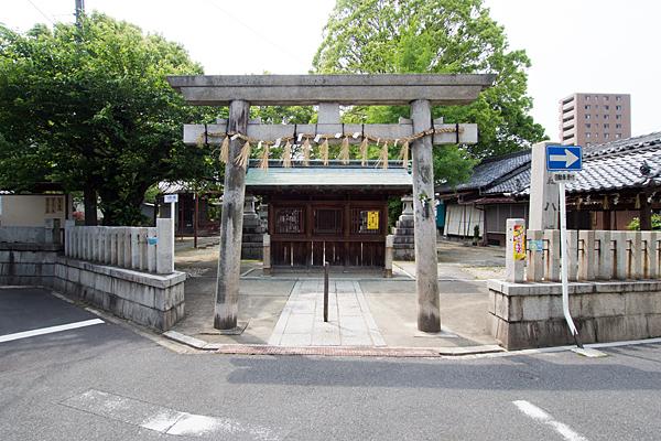 松原八幡社