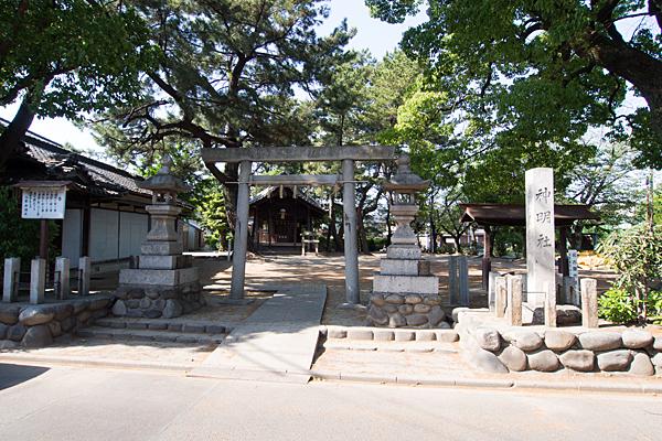八家町神明社