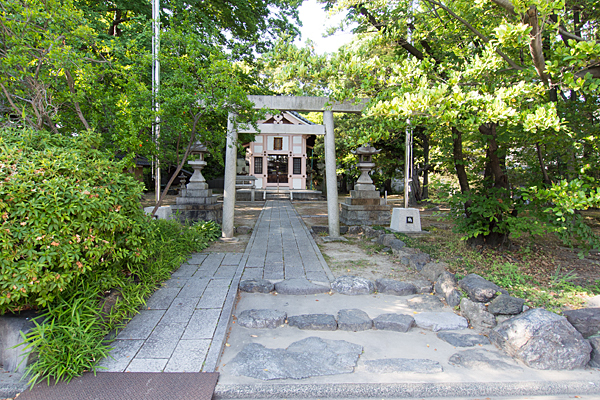 小塚町若宮八幡社