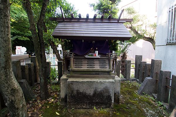 新宮坂神社本社