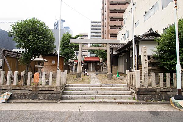 名駅南須佐之男神社