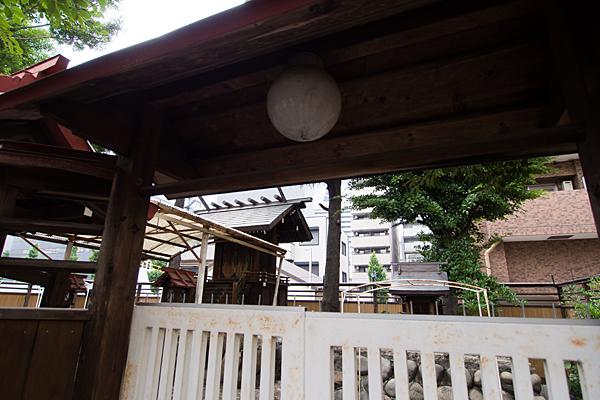 名駅南須佐之男神社境内社