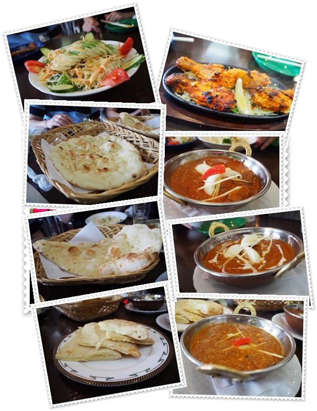 インディアンレストラン マハトマ