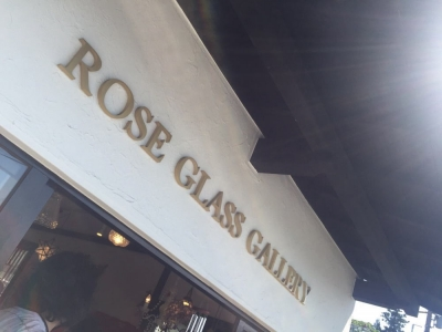 ROSE GLASS GALLERY