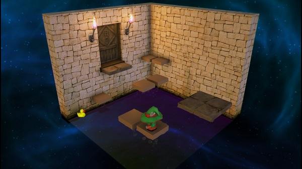 PS4 PSVITA PSプラス フリープレイタイトル ルーモ LUMO プレイ日記