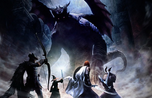 PS4 ドラゴンズドグマ:ダークアリズン DRAGONSDOGMA 2017年