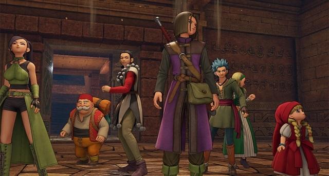 PS4 ドラゴンクエストⅪ ドラクエ DRAGONQUEST RPG 過ぎ去りし時を求めて