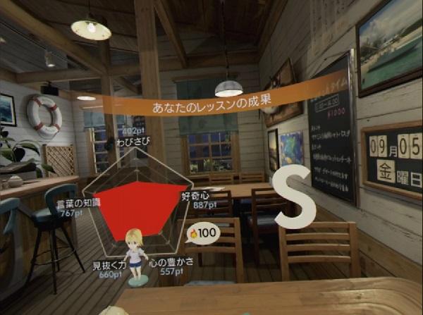 PS4 PSVR サマーレッスン Summer Lesson アリソン・スノウ 七日間の庭