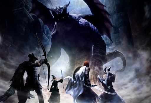 PS4 ドラゴンズドグマ:ダークアズリン 2017年10月5日 発売日