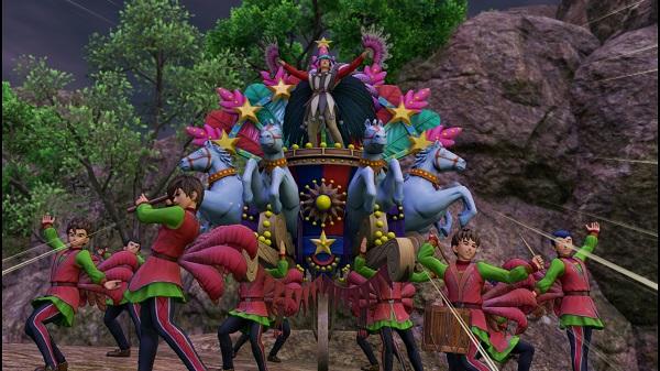 PS4 ドラゴンクエストⅪ ドラクエⅪ プレイ日記 シルビア オネエ 仲間たち