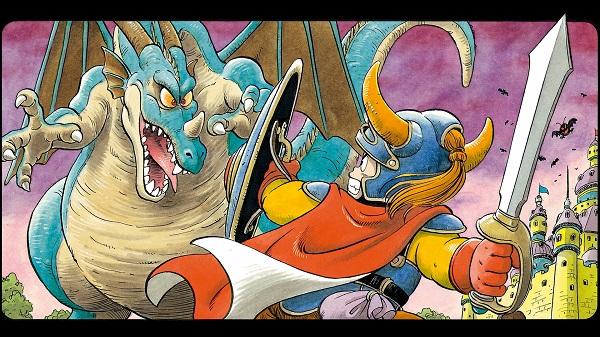 PS4 ドラゴンクエストⅠ 無料版 ドラクエⅠ プレイ日記 ドラクエⅪ 復活の呪文 真エンドクリア