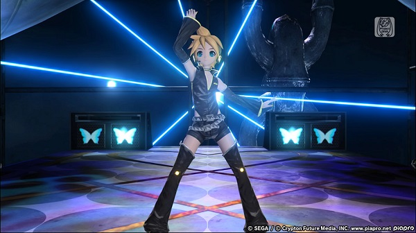 PS4 初音ミク Project DIVA Future Tone 音ゲー リズムゲーム プレイ日記 アフターバーナー