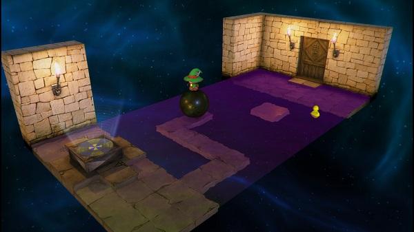 PS4 PSVITA LUMO ルーモ PSプラス PSplus フリープレイタイトル 謎解きアクション アヒルちゃん タイミング 難しい