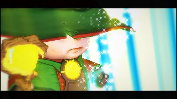 PS4 PSVITA LUMO ルーモ 謎解きアクション プレイ日記