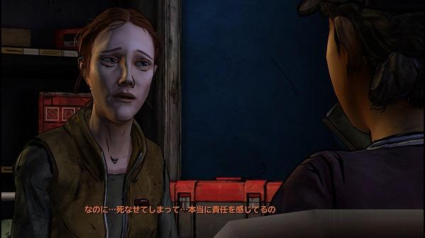 PS4 THE WALKING DEAD ザ・ウォーキング・デッド プレイ日記 セカンドシーズン 2SEASON