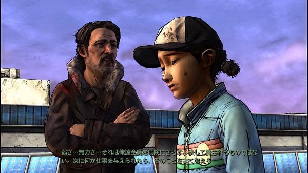 PS4 THE WALKING DEAD ザ・ウォーキング・デッド プレイ日記 2SEASON