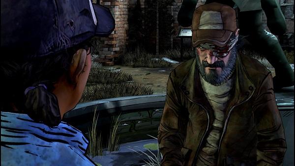 PS4 THE WALKING DEAD ザ・ウォーキング・デッド セカンドシーズン 2SEASON プレイ日記 クレメンタイン ケニー