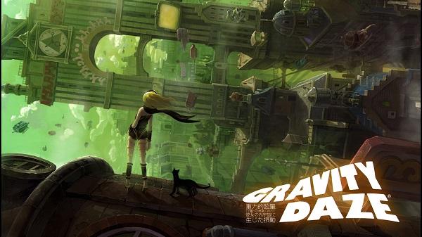 PS4 GRAVITY DAZE グラビティデイズ プレイ日記 クリア プラチナトロフィー