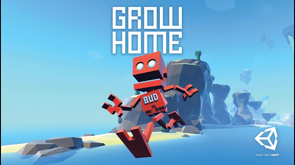 PS4 GROW HOME プレイ日記 クリア