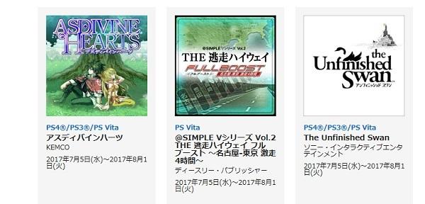 PSプラス フリープレイタイトル PS4 PS3 PSVITA @SIMPLE Vシリーズ Vol.2 THE 逃走ハイウェイ フルブースト ~名古屋-東京 激走4時間~ @SIMPLE Vシリーズ Vol.2 THE 逃走ハイウェイ フルブースト ~名古屋-