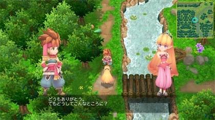PS4 PSVITA 聖剣伝説2 シークレット オブ マナ 2018年2月15日(木)