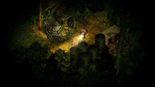 PS4 PSVITA 深夜廻 夜道探索アクション (株)日本一ソフトウェア