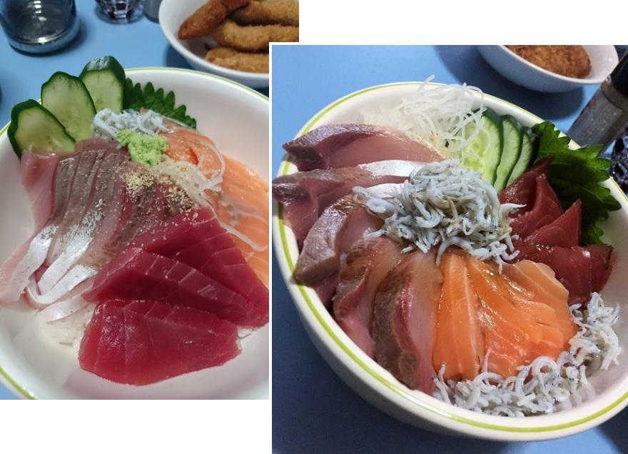 170610海鮮丼