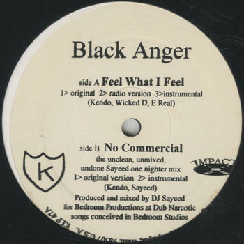HH_BLACK ANGER_FEEL WHAT I FEEL_201705