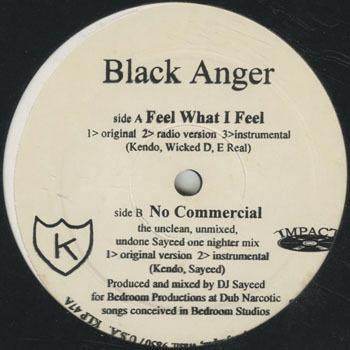 HH_BLACK ANGER_FEEL WHAT I FEEL_201705