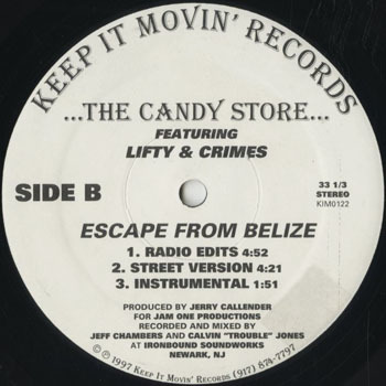 HH_CANDY STORE_ESCAPE FROM BELIZE_201705